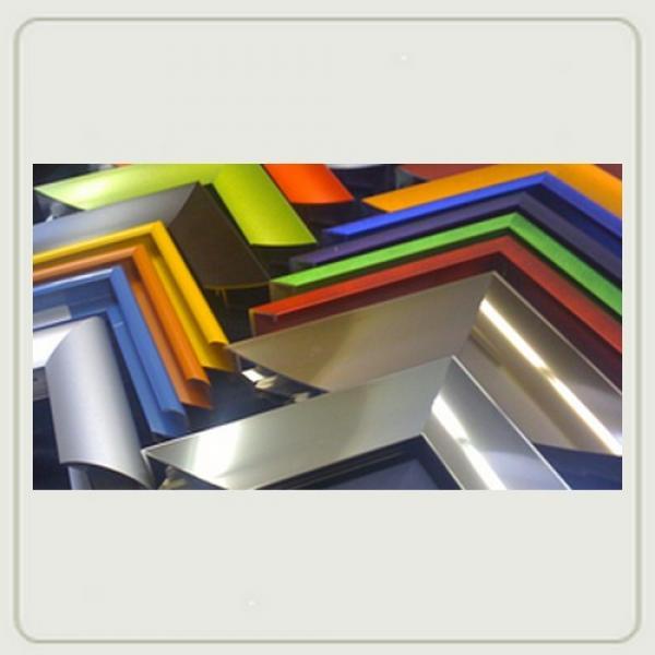 Aluminium lijsten op maat