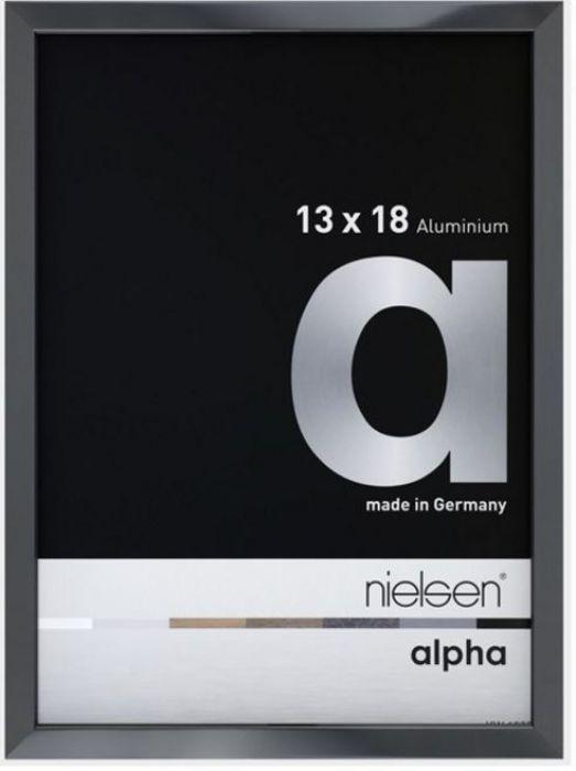 Aluminium wissellijsten Nielsen
