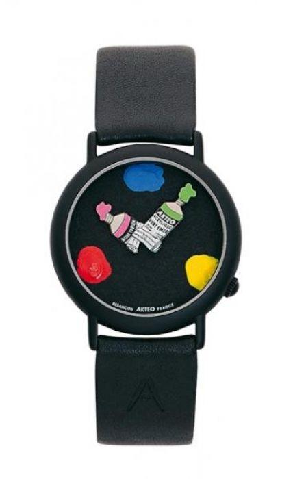 Horloge Akteo
