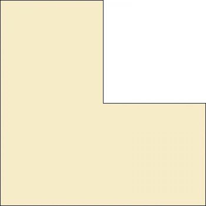 Passepartout op maat diverse kleuren  8-laags dikte 3.0 mm(Artique )