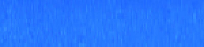 Aluminium lijst op maat Galactic blauw