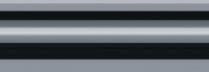 Nielsen Aluminium lijst op maat-Glanzend Tin 11-009
