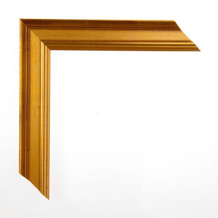 Houten lijst - ACADEMIE - Gold 31 mm