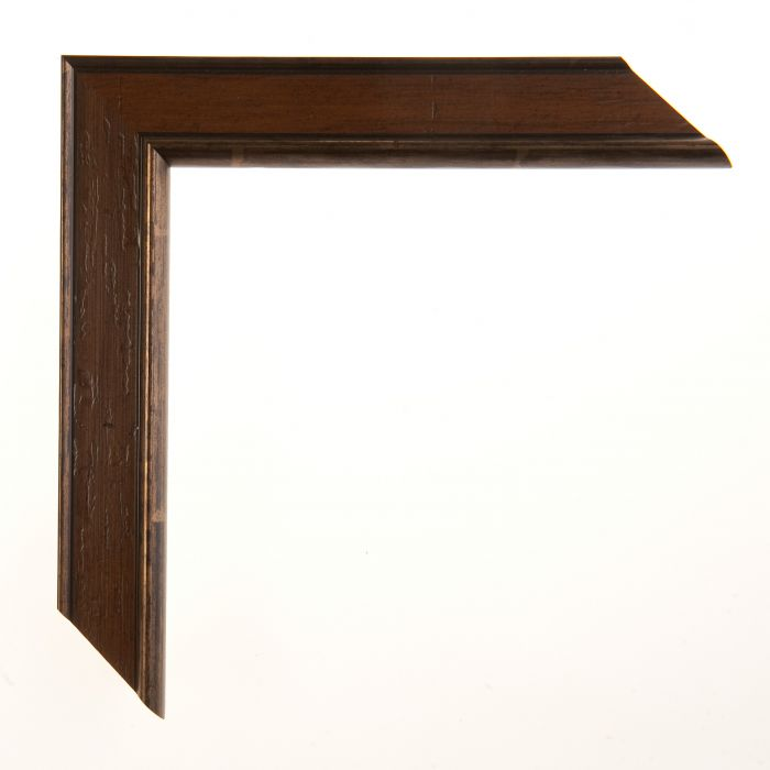 Houten lijst - - CANALETTO - Walnut breed 30 mm