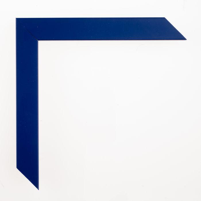 Houten lijst - - CONFETTI - Blue Cube breed 23 mm