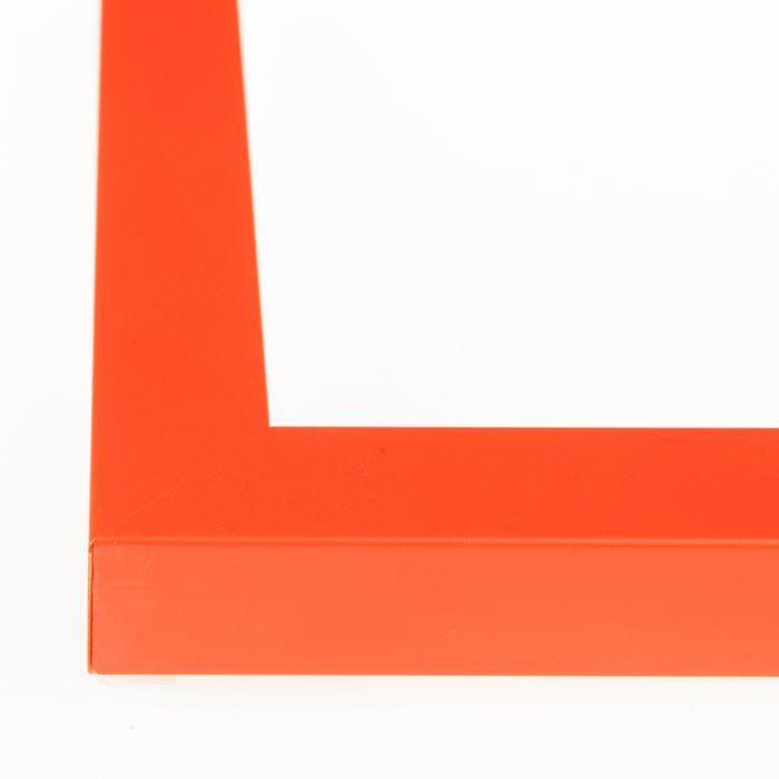 Houten lijst - - CONFETTI - Orange Cube 23 mm