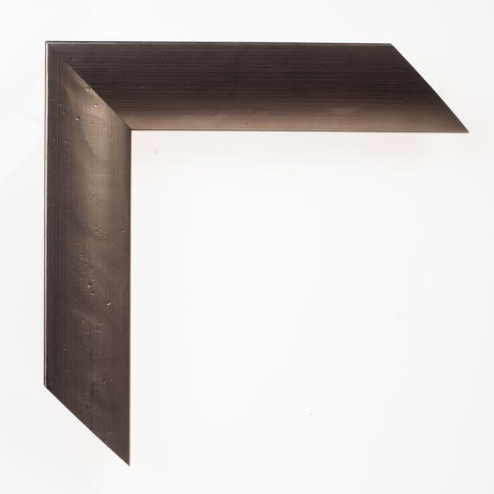 Houten lijst - FERROSA - Pewter 37 mm