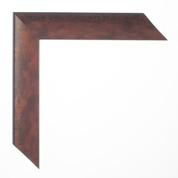 Houten lijst - - FLORENTINA - Rood  breed 30mm