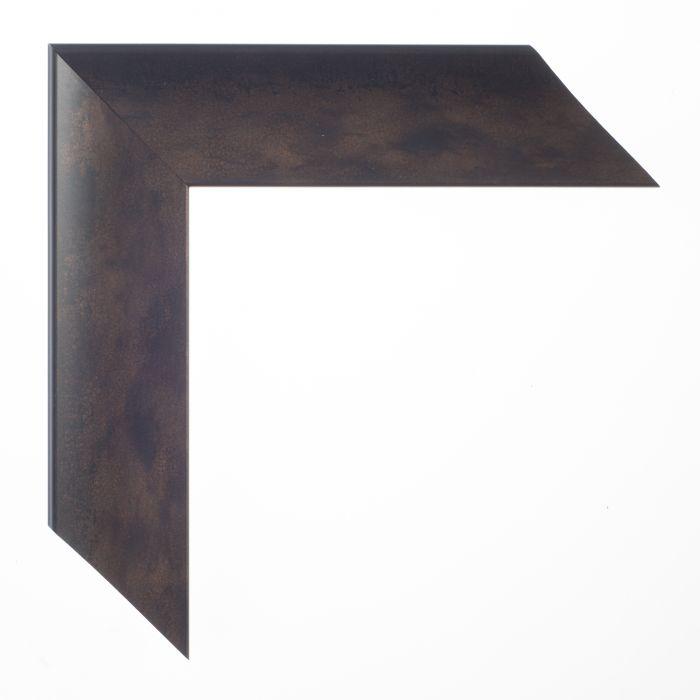 Houten lijst - FLORENTINA - Zwart breed 43 mm
