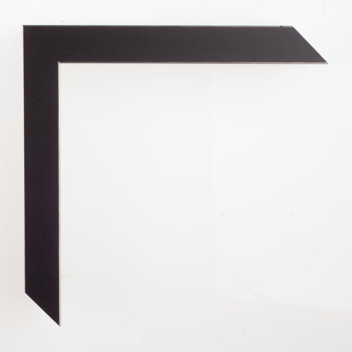Houten lijst - GRAMERCY - Black breed 21 mm