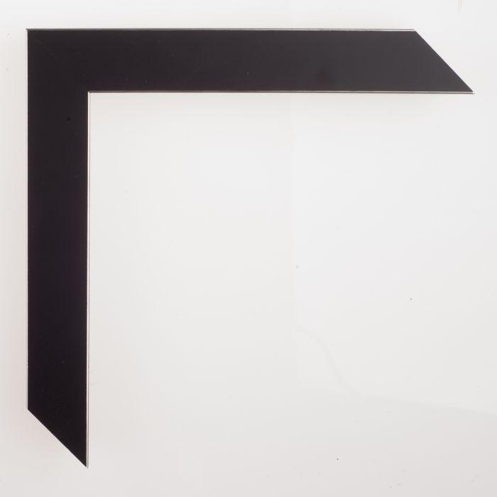 Houten lijst -  GRAMERCY II - Black 25 mm