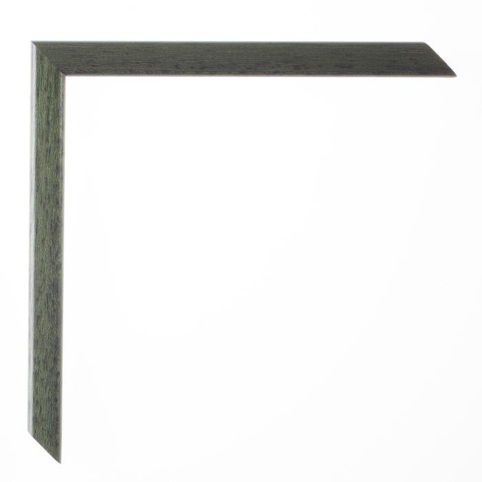 Houten lijst - LA PALETTE I - Groen breed 13 mm