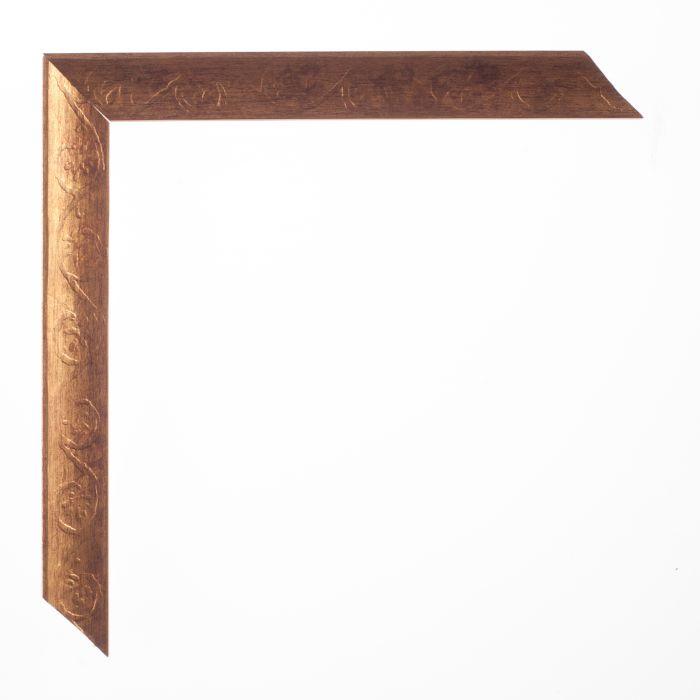Houten lijst -  PETITE - Gold 19 mm