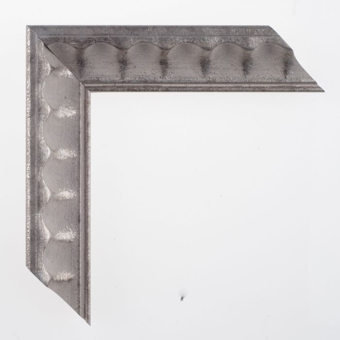 Houten lijst -  SOFIA - Ornament silver 41 mm