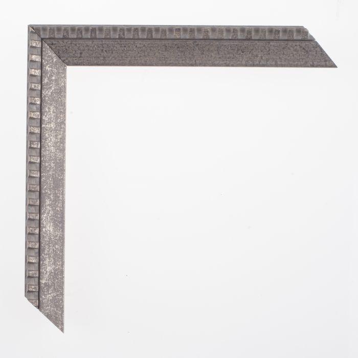 Houten lijst - SOFIA - Slope silver21 mm