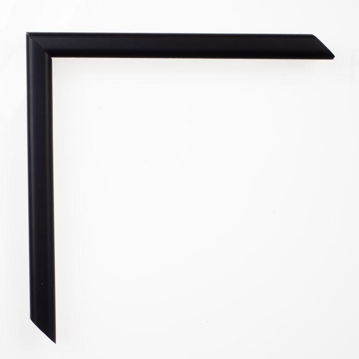 Houten lijst - - TRIBECA - Black small round 13 mm