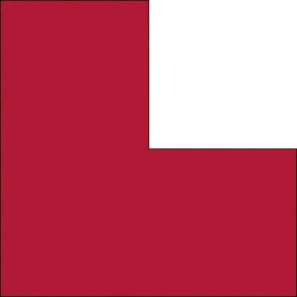 Artique admiralt Miro (rood) A4854