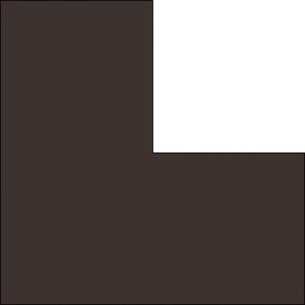 Artique Chestnut (donker bruin) a4934