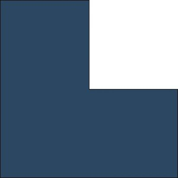 Artique Marine (donker blauw) A4855