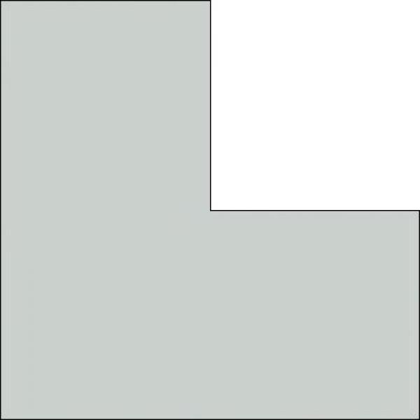 Artique Silver Ghost a4114(zilver grijs)