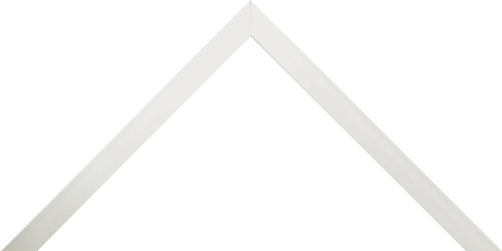 Barth aluminium wissellijst 1125 satine