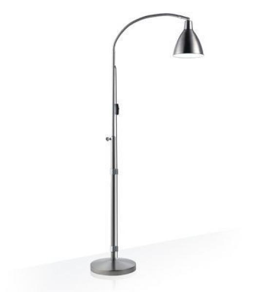 Flexi-Vision Vloerlamp, zilver