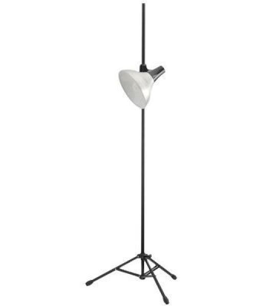 Klem Studiolamp + Standaard