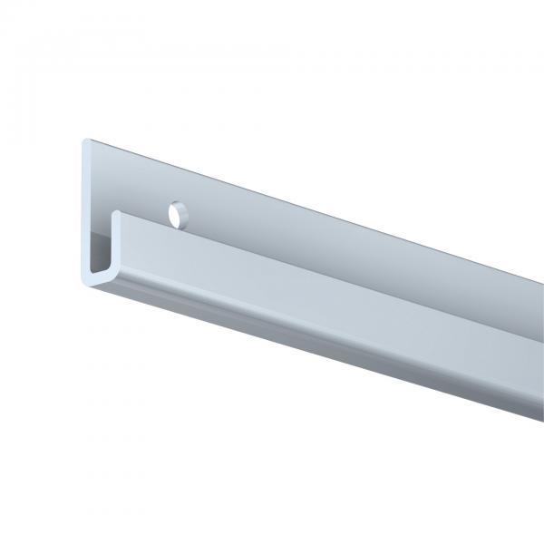 Classic rail alu anod 200 of 300 cm