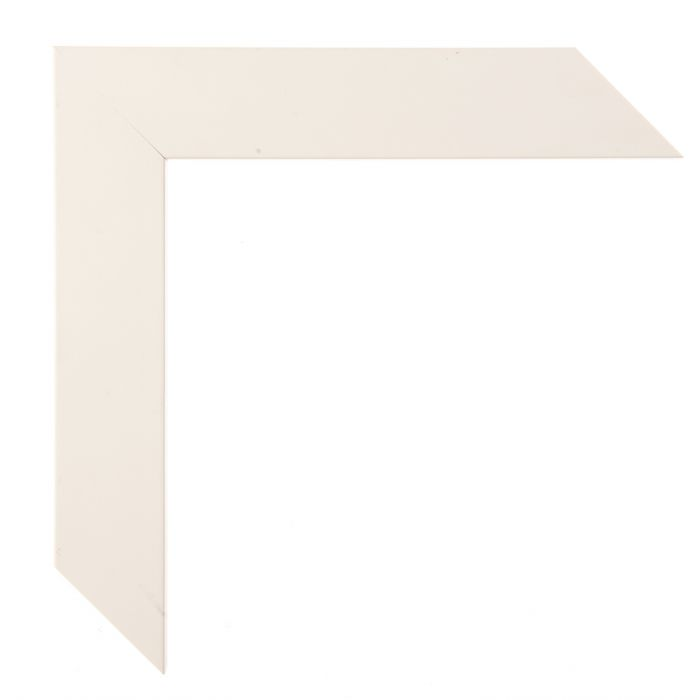 Houten lijst -  CONFETTI II - White Cube