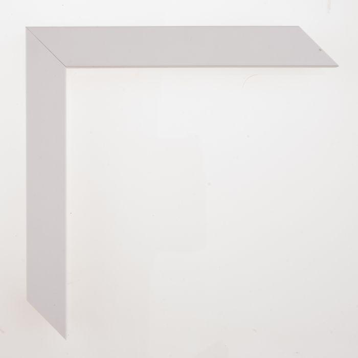 Houten lijst -  CONFETTI III - White Cube breed 23 mm