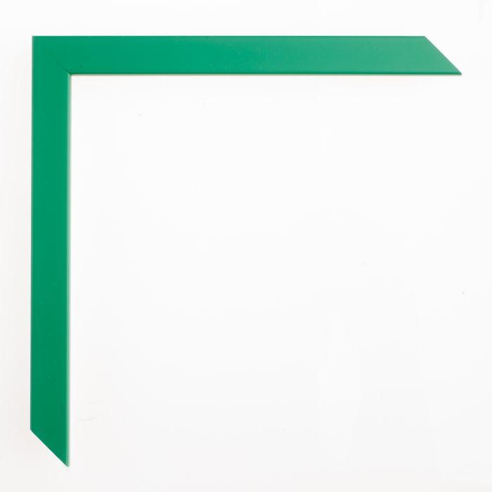 Houten lijst -- CONFETTI XS - Green Small Cube- 15 mm