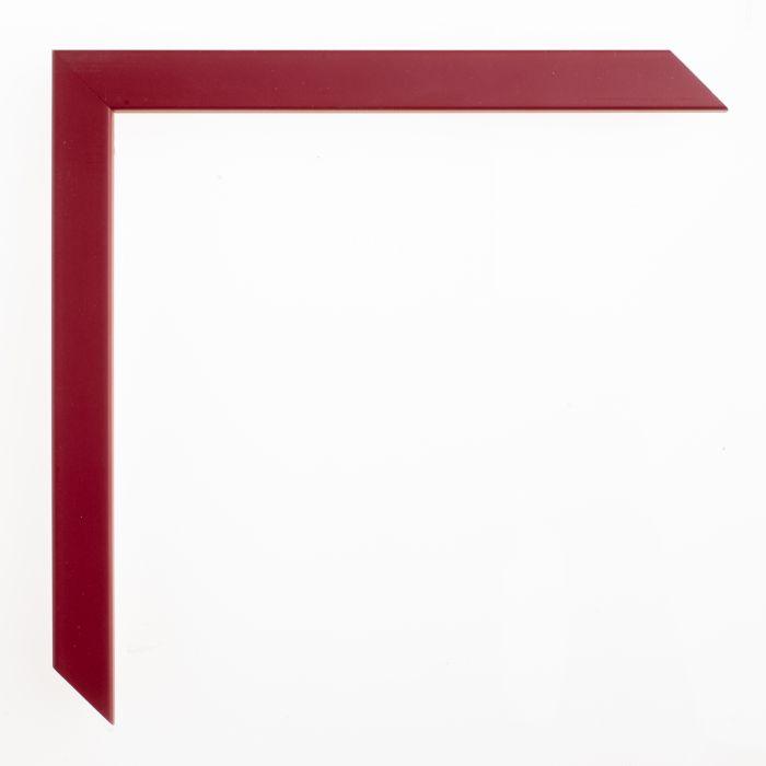 Houten lijst - CONFETTI XS - Maroon Small Cube-15 mm