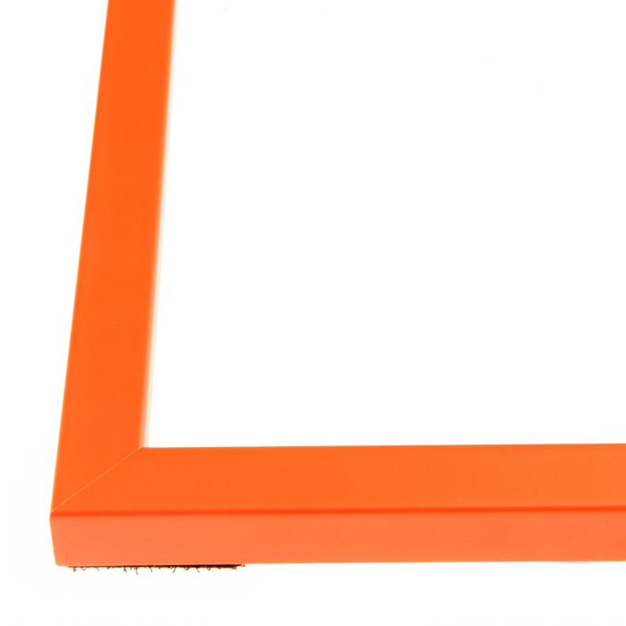 Houten lijst -  CONFETTI XS - Orange Small Cube breed 15 mm