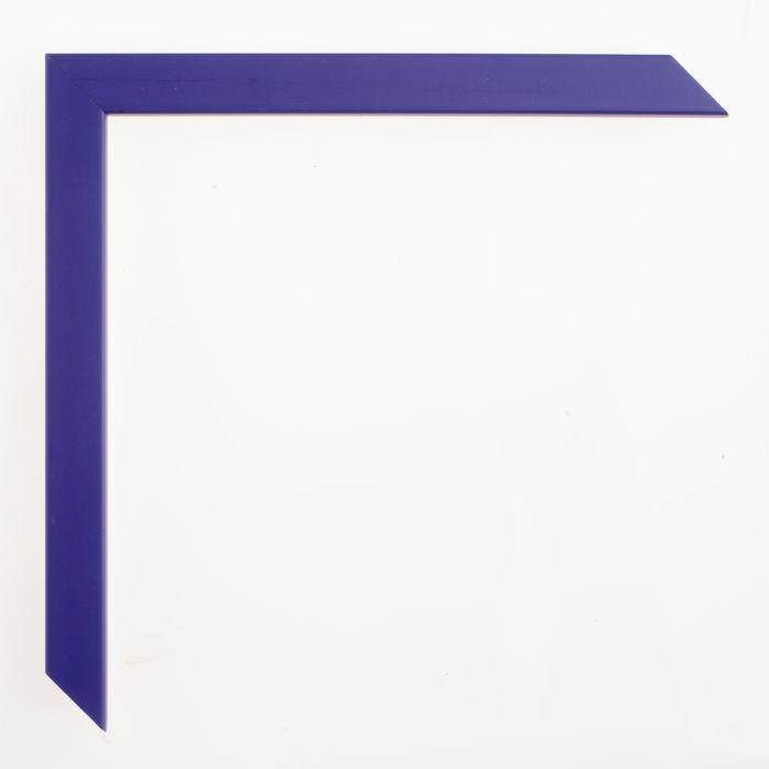 Houten lijst - - CONFETTI XS - Purple Small Cube-15 mm