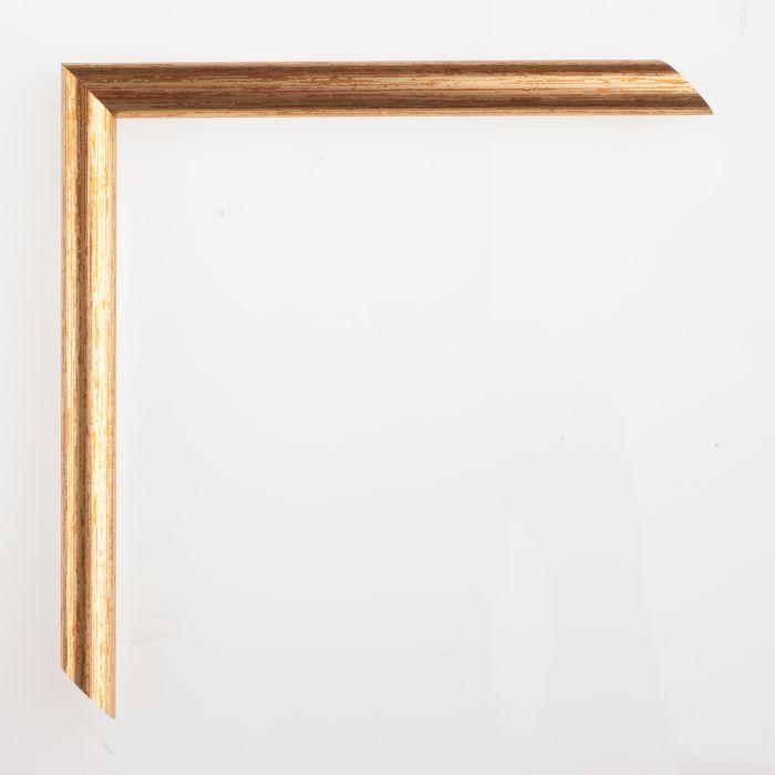 Houten schilderijlijst goud antiek - Houten deco ...