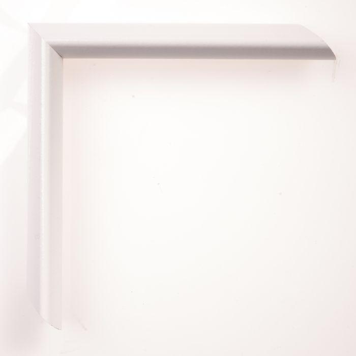 Houten lijst - LUMINOSO - White 22 mm