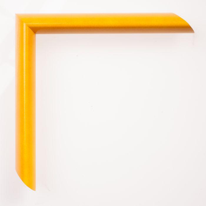 Houten lijst - LUMINOSO - Yellow geel 22 mm