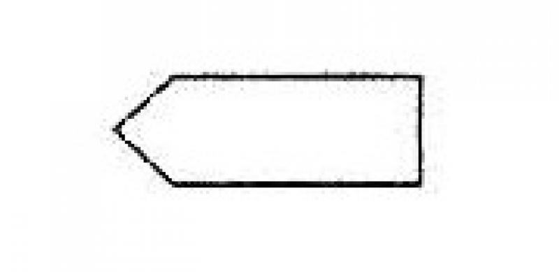 Lipjes  voor Maestri F15 Flex en FP 15 Flex elektra.en pf 15 flex
