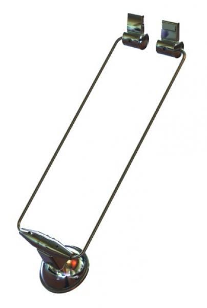 multirail armatuur chroom 50  of 70 cm