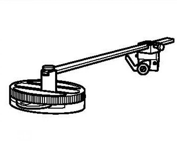 Passepartout snijmachine rond ovaal