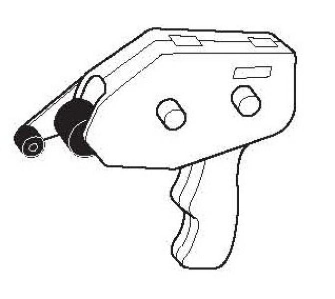 Transfer-tape houder