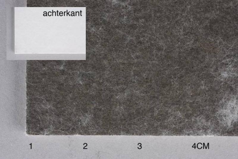Achtertik karton Gemarmerd  40x55 cm