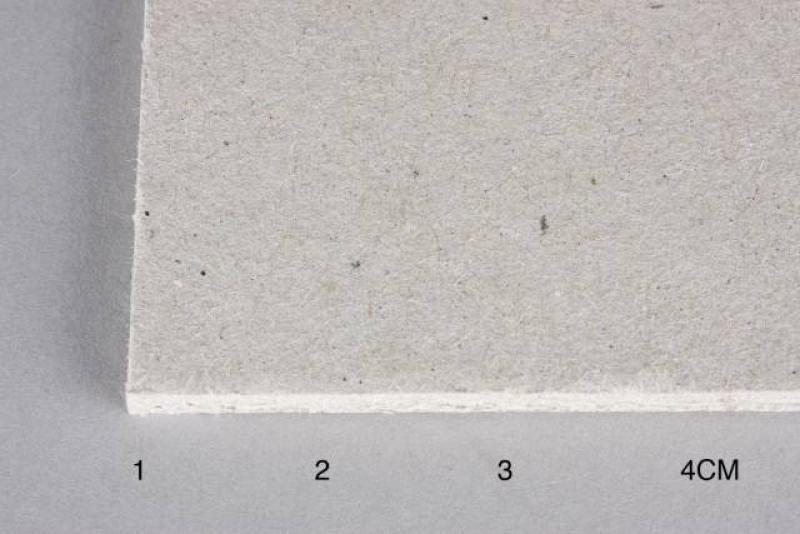 Grijskarton 40x55 cm