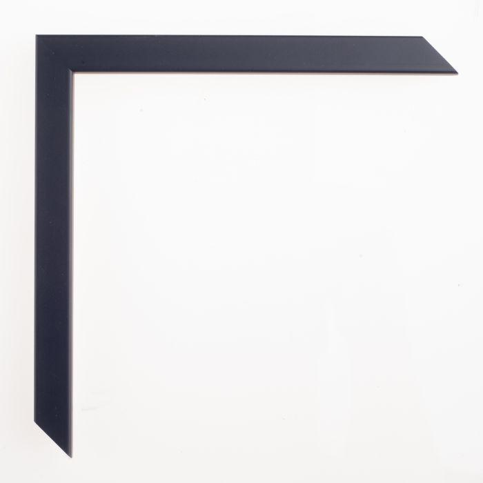 Houten lijst - - CONFETTI XS - Dark Blue Small Cube-15mm