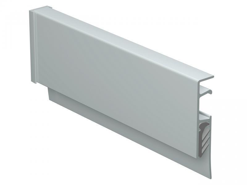info rail aluminium 100 cm