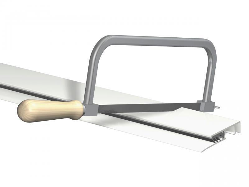 info rail aluminium 200 cm
