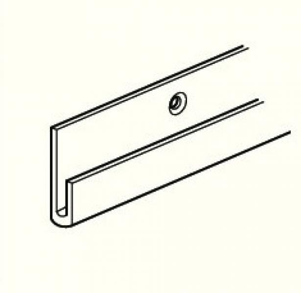 J-Rail wit 200 cm+ 300 cm