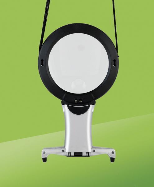 Natura LED nekloep met standaard