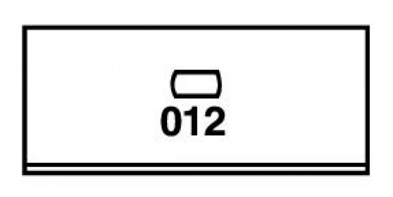 Passepartout snijmesjes 05-012
