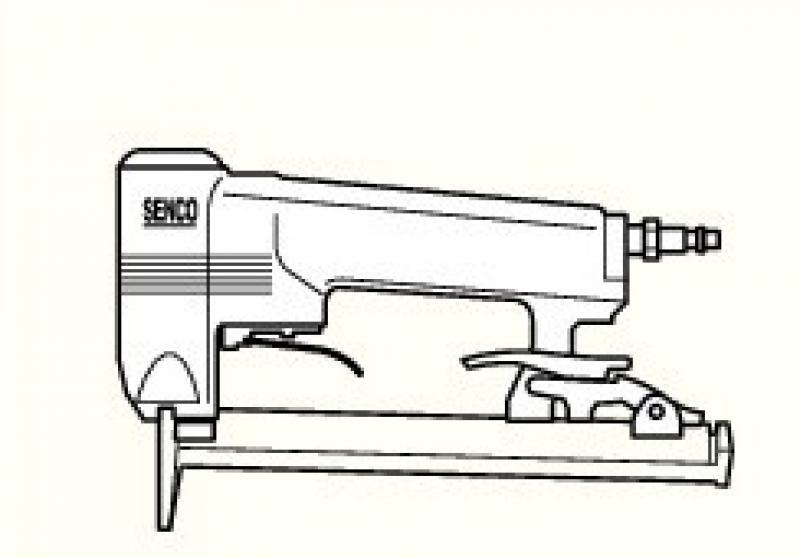 Pneumatische nietapparaten voor b nieten